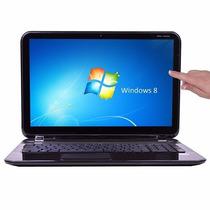 Gratis Envio Laptop Hp Pavilion Touchsmart Touchscreen A6 W8