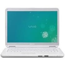 Laptop Sony Vaio Vgn-nr460e En Partes O Refacciones!!!