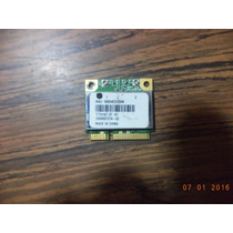Laptop Acer Aspire 5742 Series Pew71 Tarjeta Inalambrica