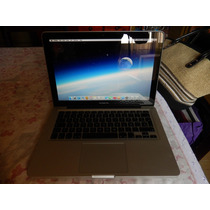 Macbook Pro 13 I5 2.4ghz 4gb Ram 500gb Hdd + Mouse