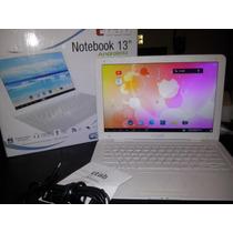 Notebook 13 Android 4.0 De 16gb Pantalla Led/samsung Hp Sony