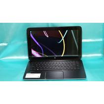 Laptop Y Tablet Hp 13 X2 Hibrida, 64gb Ssd, 500gb Hdd, 4gb