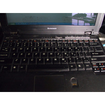 Lenovo Laptop 3000 V100 Funcionando Pero Partes Lee