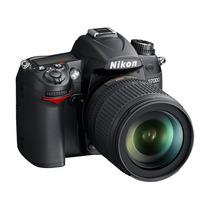 Camara Nikon D7000+ Lente 18-55mm Ii + 16.2 Mpx + Garantia.