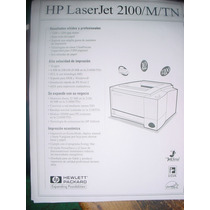 Impresora Hp 2100 - C4172a Para Casa U Oficina 100% Funcion