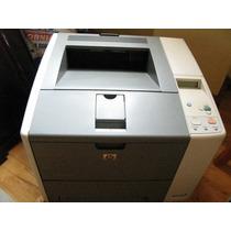 Impresora Hp P3005n Laser Monocromática Alto Volumen