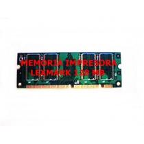 Memoria Impresora Lexmark C514 C780dn C920 T640 T644 W840