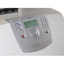 Impresora Laser Lexmark T642 Y 12 Meses Sin Intereses