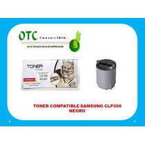 Toner Compatible Samsung Clp300 Negro
