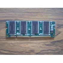 Memoria Impresora Hp Laserjet Color 2550n De 128 Mb