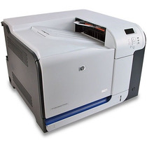 Impresora Laser Color Hp Laserjet Cp3525n 30 Ppm Red Remato!