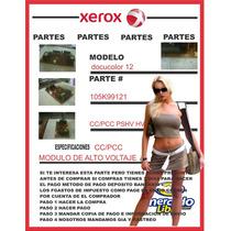 Xerox Docucolor 12 Mudulo Cc/pcc Hv
