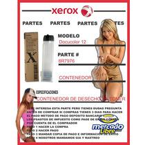 Xerox Docucolor 12 Contenedor De Desecho De Toner