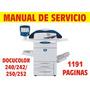 Manual De Servicio Docucolor 240 - 242 - 250 - 252