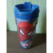 Spiderman Hombre Araña Termo