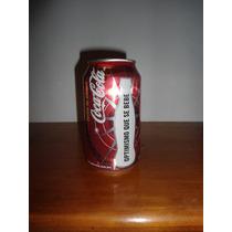 Lata De Coca Cola Optimismo Que Se Bebe