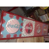 Cuadro Con Imagenes De Navidad De 34cm X 130cm