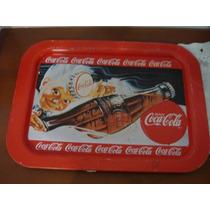 Charola Coca-cola.