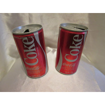 Antiguas Latas De Soda Coca Cola
