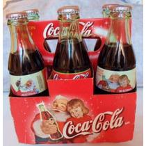 Botellas Coleccionables Coca Cola Navidad 1999 Vbf