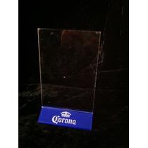 Letrero Acrilico Corona