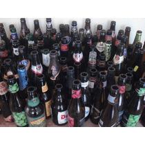 Coleccion 12 Botellas Diferentes Cerveza Del Mundo A Granel