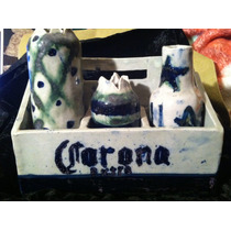 Caja De Corona En Ceramica