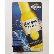 Destapador Cerveza Corona