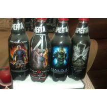Gears Of War Halo Botellas Pepsi Kick