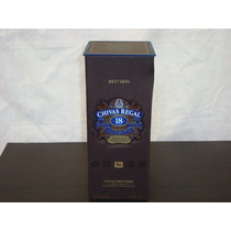 Estuche Porta Botella Whisky Chivas Regal 18 - Changoosx
