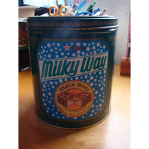 Lata Coleccionable Milky Way