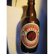 Vieja Botella Vacia Botella Cerveza Negra Yucateca León