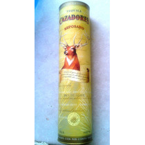 Estuche (solo) De Botella Tequila Cazadores Coleccion