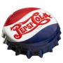 Poster Anuncio Corcholata Pepsi Cola Vintage Retro Lamina