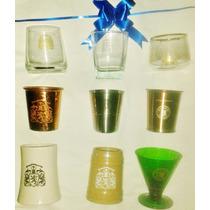 Exclusiva Colección Vasos Buchanan´s