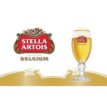 Caja Con 6 Copas Chalice Stella Artois Cristal Templado Nuev