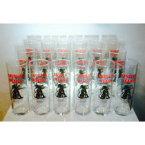 Vasos Absolut México Absolut Vodka Coleccionable