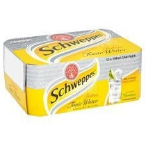Schweppes Indian Tonic Water 12 X 150ml