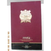 Estuche De Lujo P/ Botella Royal Salute 38 Años