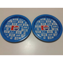 Charolitas De Pepsi Antiguas (1980´s /par)