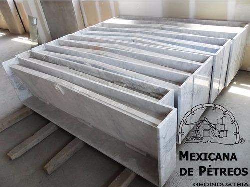 Lavabos Para Baños En Puebla:Lavabo Minimalista De Mármol Blanco Veneciano Para Baño – $ 3,85000
