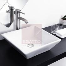 Esatto ® Kit Maya Paquete De Lavabo Llave Baño Cespol Contra