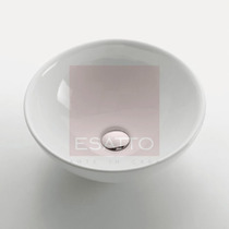 Esatto - Ovalín Lavabo De Ceramica Blanca Importado A271