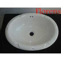 Lavabo Ovalin Sobreponer Calsico Florens