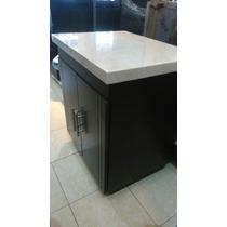 Mueble Para Baño Con Cubierta De Marmol