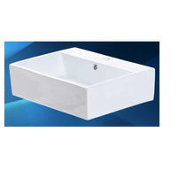 Lavabo Axcent Ceramica Varedo 53x41x17cm