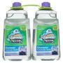 Twin Pack De Lavado Limpiador Automático De Burbujas Ducha R