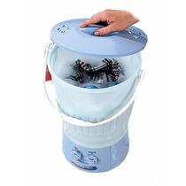 Mini Lavadora Portatil Wonder Washer Como Lo Vio En La Tv