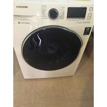 Lavadora/secadora Samsung Ecobubble 10.5kg/6kg