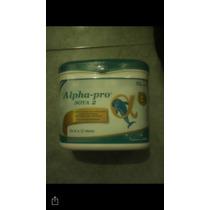 Leche Alpha Pro De Soya 2